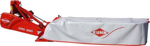 Kuhn GMD 10 & 100