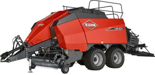 Kuhn LSB 870