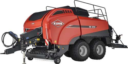 Kuhn SB 890 D