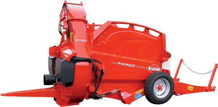 Kuhn PRIMOR 2060 H wersja półzawieszana