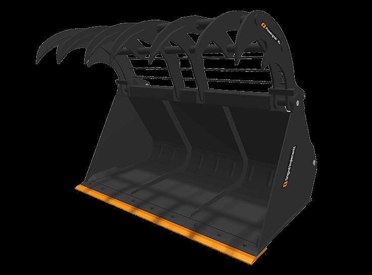 Quicke Powergrab™ XL