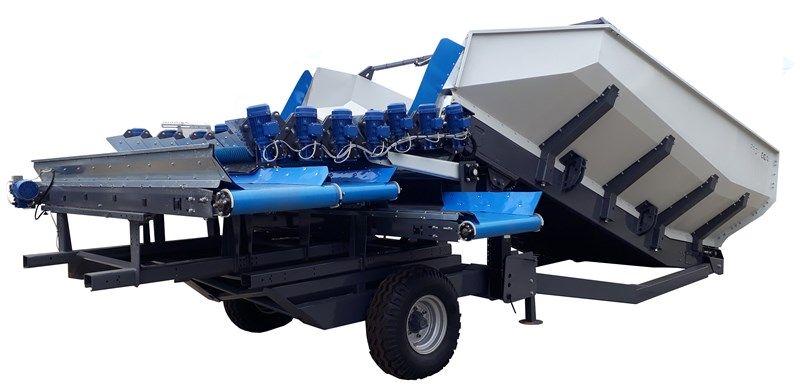 Pro-Vega bunkier rozładunkowy RB