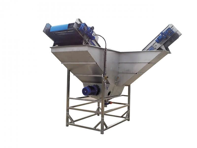 Pro-Vega separator kamieni WDL
