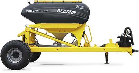 Bednar FERTI-CART FC 3500