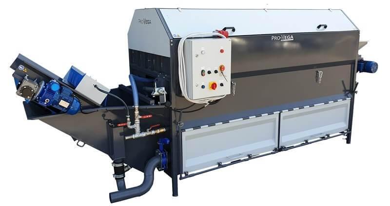 Pro-Vega myjnia bębnowa MB