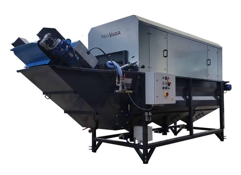 Pro-Vega myjnia bębnowo-szczotkowa MB/MBL.WS