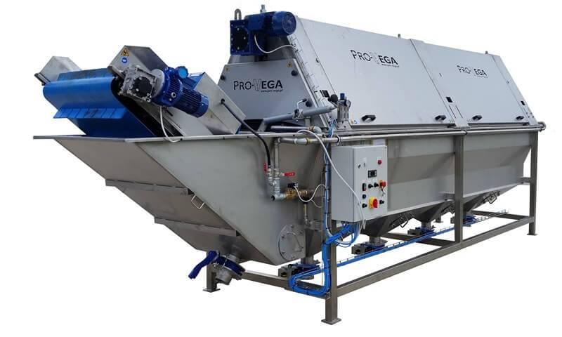 Pro-Vega myjnia bębnowa MBL