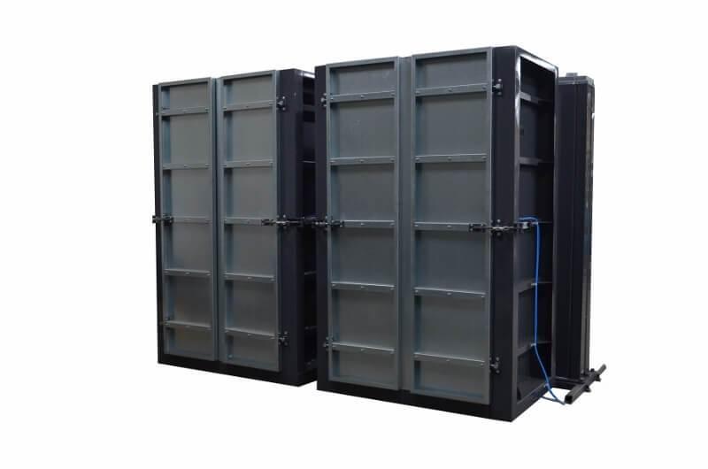 Pro-Vega paletyzator półautomatyczny PLS